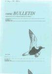 VWSG Bulletin 19